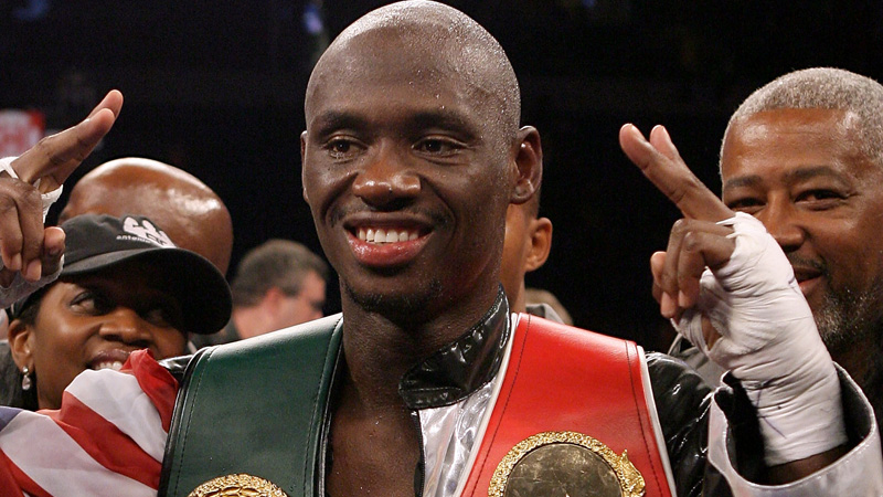 Clinton Woods v Antonio Tarver